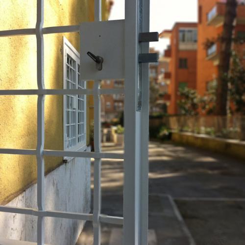 Prezzi grate e inferriate di sicurezza a Roma